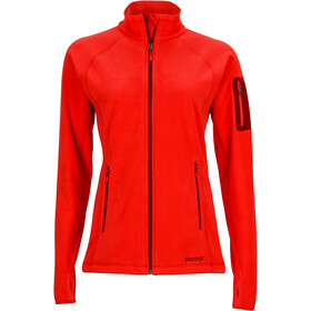 Marmot Flashpoint Jacket Dame scarlet red